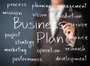 Réalisation business plan